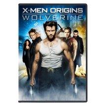 X-Men Origins: Wolverine (2009) DVD
