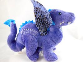 "Wildlife Artists Concervation Critters Purple Dragon 6"" X 8"" WORKBEAST - $7.91"