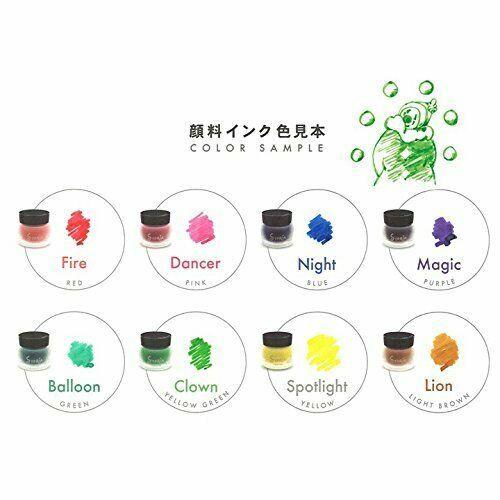 Sailor Pen fountain pen pigment bottle ink Storia 30ml yellow green 131502267