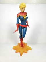 "Captain Marvel Femme Fatale Statue Limited Edition PVC Diamond Select 10"" Figure - $48.99"