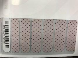 Jamberry Nails (new) 1/2 sheet HUG ME TIGHT 0317 - $8.42