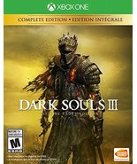 Dark Souls III: The Fire Fades Edition - Xbox One [video game] - $19.78
