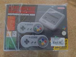 Super Nintendo SNES Classic Edition Retro Game Console Collector Item  - $345.95