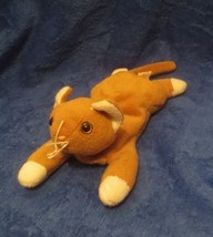 Ty Beanie Baby Nip The Cat NO HANG TAG 3rd Generation Tush Tag - $7.12