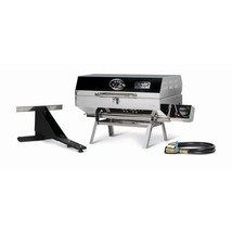 Outdoor BBQ Gas Grill Stainless Steel Portable ... - $257.56