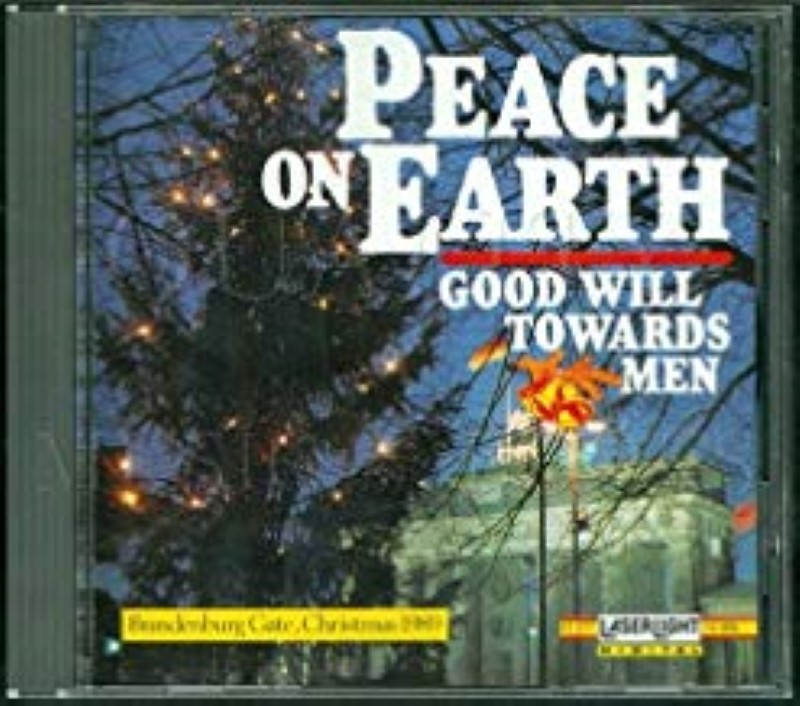 Peace on Earth: Good Will Towards Men Cd