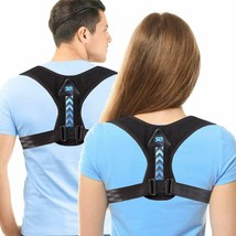 SR SUN ROOM Perfect Adjustable Posture Corrector for Men Women Back Sup... - $12.86