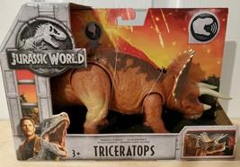 Jurassic World Roarivores Triceratops 2017 Mattel - Unopened New - ROARS... - $19.25
