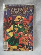 Zero Hour # 3 (Sept 94,DC Comics) - $2.69
