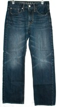 American Eagle Men's Relaxed Fit Dark Wash Jeans 28/30