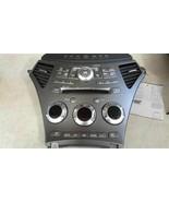 2009 Subaru Tribeca CONTROL PANEL W-TEMP,86213XA04A - $133.65