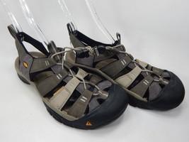 Keen Newport H2 Size US 10.5 M (D) EU 44 Men's Sport Sandals Shoes Olive 1012202