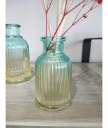 Wedding Vase Glass Flower Nordic Home Decoration Accessories Modern Crys... - $17.79+