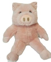 "Animaland Pink Pig 2015 Fuzzy Plush 15-16"" Stuffed Animal Toy - $15.43"