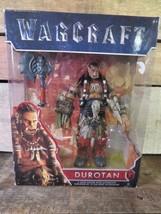 """Warcraft DUOTAN 6"""" Action Figure Toy NEW 2016 Jakks Pacific - €5,20 EUR"""
