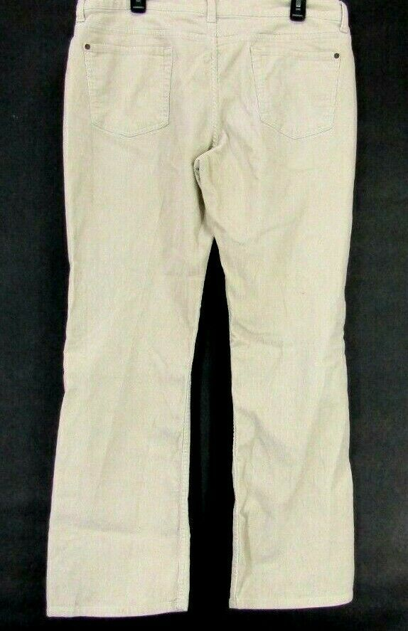 Old Navy Women's 16 Stretch Dress Pants & Corduroy Pants Tan & Black Lot of 2