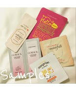30-Piece Korean Skincare Foil Single Use Samples - $40.00