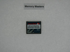 Mem-C4k-Fld64m 64mb Flash Compacto Memoria para Catalizador de Cisco 4500 - $9.90