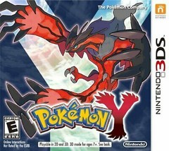 Pokemon Y - Nintendo 3DS - $26.32