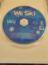 Nintendo Wii We Ski - COMPLETE image 3
