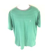 Volcom Mens Green T-Shirt XL - $14.84