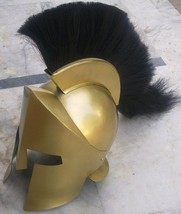 NauticalMart Roman Medieval Centurion Helmet With Black Plume  - $189.61