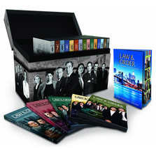 Brand New Law & and Order The Complete Series Collection Season 1-20 Sealed DVD - $144.00