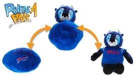 NFL Buffalo Bills Football Plush Mascot Reversible Unisex Stuffed Animal - $20.99