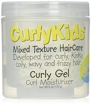 Curly Kids Curly Gel Moisturizer, 6 Ounce - $7.50