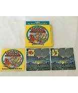 Pokemon Vintage 2000 Scratch Off Game The Flame Pokemon Athon Scratchees  - $6.99