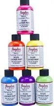 Angelus 4oz Neon Paint 6pk - $33.82