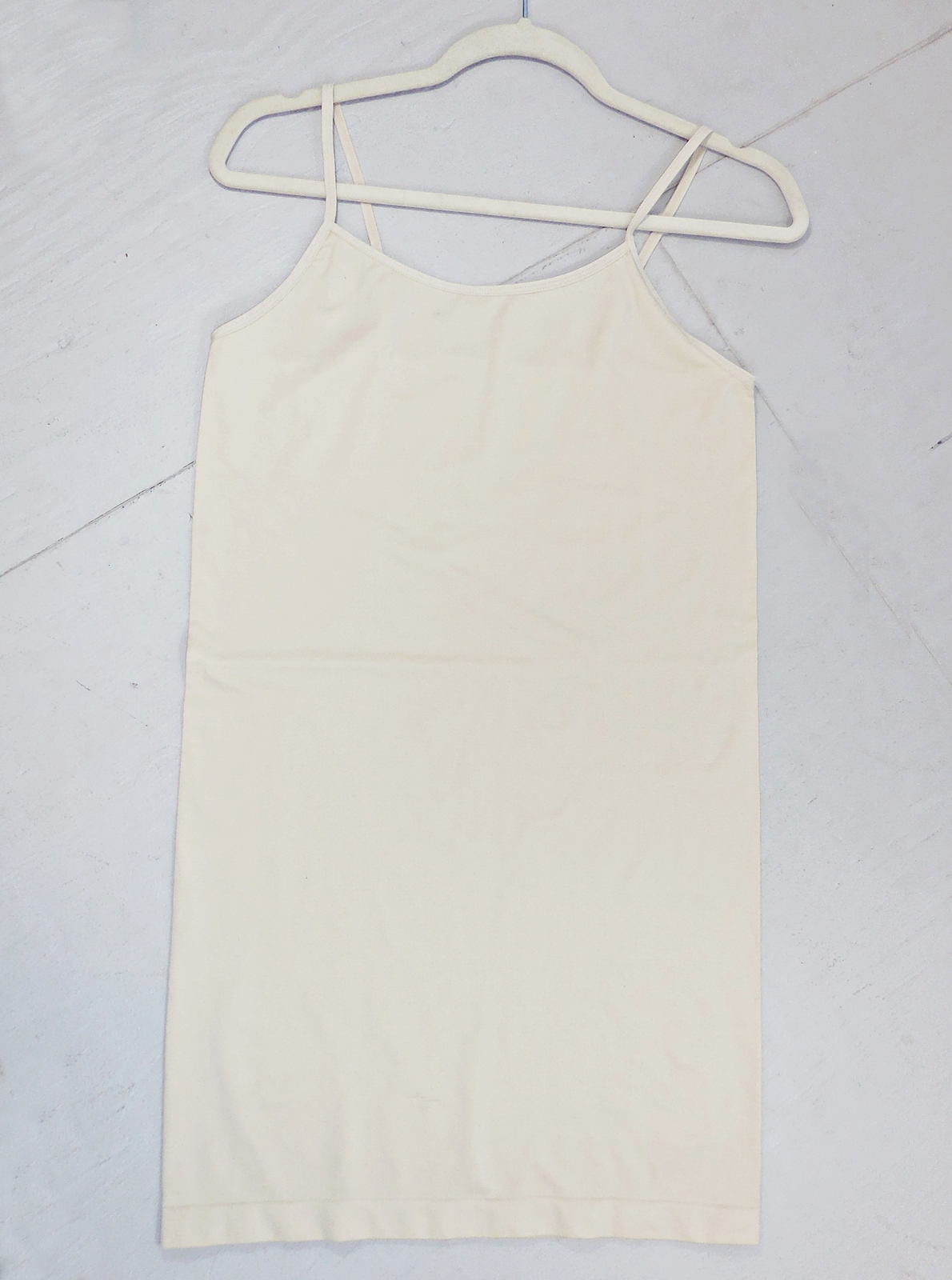 Smoothing Slip, Camisole Slip for under Dresses, Smoothing Tunic Camisole