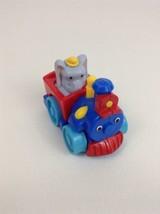 Fisher Price 2012 Little People Wheelies Disney Dumbo Jumbo Jr. Train Ca... - $12.82
