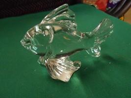 Cute Crystal BLEIKRISTAL,Germany Figure....... FISH - $14.44