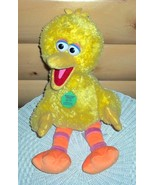 "Build-A-Bear Plush Yellow Large 22"" Sesame Street Big Bird Retired Limit... - $16.89"