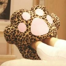 Big Feet Warm Paw Slippers Cartoon USB Foot Warmer Shoes Electric Heat C... - $19.34