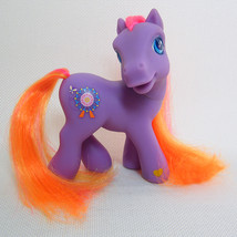 My Little Pony ROUND N' ROUND, Rainbow Wishes Amusement Park 2005 - $6.00