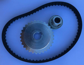 2 larger xl gears cust to measure for belt length - $39.59