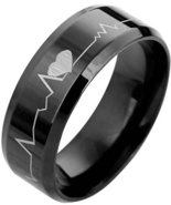 Fashion Personalized Ring For Men Unique Ring - $14.64
