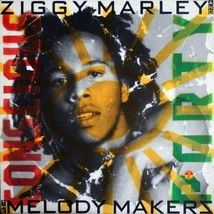 ZIGGY MARLEY - MELODY MAKERS  EX/VG (0128) LP record, FREE US SHIPPING - £18.45 GBP