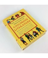 The Illustrated Treasury of Childrens Literature 1955 Vintage Book HC Ma... - $34.99