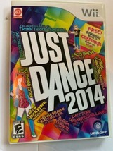 Nintendo Wii Just Dance 2014 - $9.49