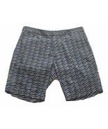 NWT OPENING CEREMONY mens shorts twill navy 34 cotton magpie resort beach - $111.55