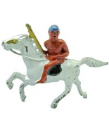 1940s Lead Barclay Indian on Horse - $17.95