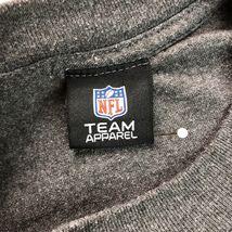 Raiders Football NFL Team Apparel L T-Shirt Large Mens Oakland or Los Angeles image 5
