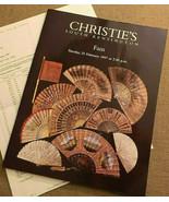 Christie's South Kensington Auction Catalog for Vintage Fans  February 1... - $24.00