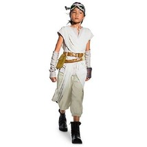 Star Wars Rey Costume Disney Store Deluxe The Force Awakens NWT - $29.99