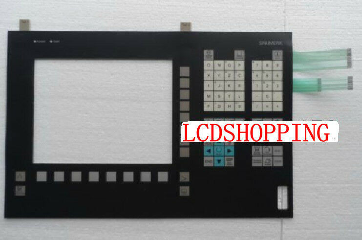 Primary image for New AND ORIGINAL FOR Siemens 840D/840Di/810D HT6 Membrane Keypad  DHL/FEDEX Ship