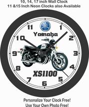 1978 YAMAHA XS1100 MOTORCYCLE WALL CLOCK-FREE USA SHIP - $28.70+