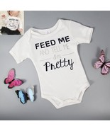 Newborn Kids Baby Boy Girl Infant Clothes Romper Jumpsuit Bodysuit Outfi... - $15.00